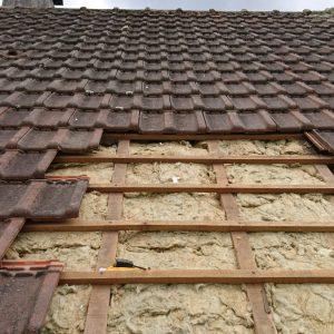 Isolation de la toiture par l'extérieur en Béarn 3