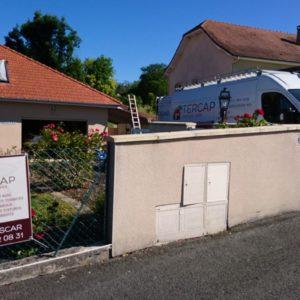 TERCAP, nettoyage de toiture et démoussage des tuiles en Béarn Pyrénées Atlantiques et Bigorre Hautes Pyrénées