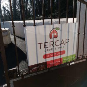 TERCAP nettoyage d'une toiture à Lescar dans le Béarn