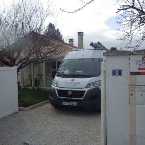 TERCAP réalise le traitement des bois de charpente à Pau dans le Béarn